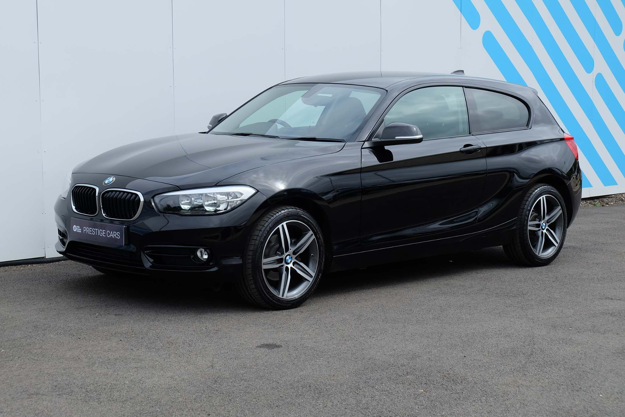 Used BMW 1 Series 1.5 118i Sport Sports Hatch Auto (s/s) 3dr