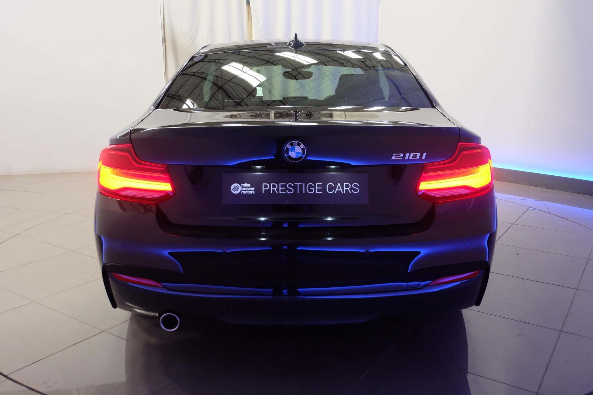 Used BMW 2 Series 1.5 218i Gpf M Sport Auto (s/s) 2dr