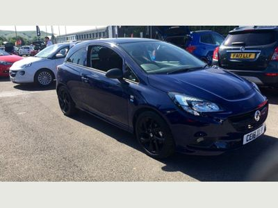 Vauxhall Corsa 3dr Hat 1.4 75ps Limited Edtn APPLE CAR PLAY