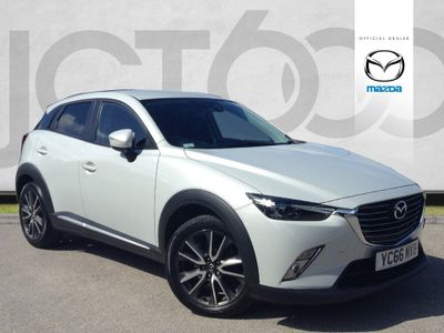 Mazda CX-3 SPORT NAV 2.0 5dr Head up display