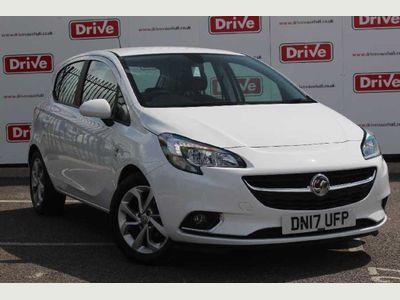 Vauxhall Corsa 1.4 ecoFLEX SRi 5dr Hatchback FURTHER DISCOUNTS AVAILABLE