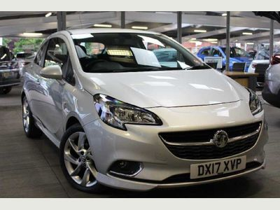 Vauxhall Corsa 1.4 SRi Vx-line 3dr Hatchback WE SIMPLY REFUSE TO BE BEATEN!