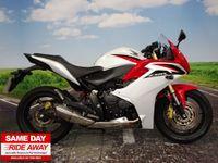 Honda CBR600F 599cc image
