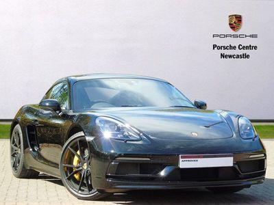 Porsche Cayman 2.5 GTS 2dr Ceramic Brakes