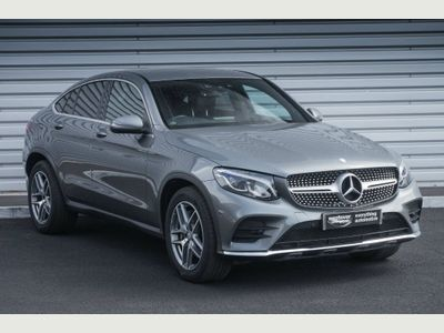 Mercedes-Benz Glc Class 2.1 GLC250d AMG Line Coupe 4dr Diesel Automatic 4MATIC (s/s) (143 g/km, 201 bhp) LOVELY LOOKING SALOON