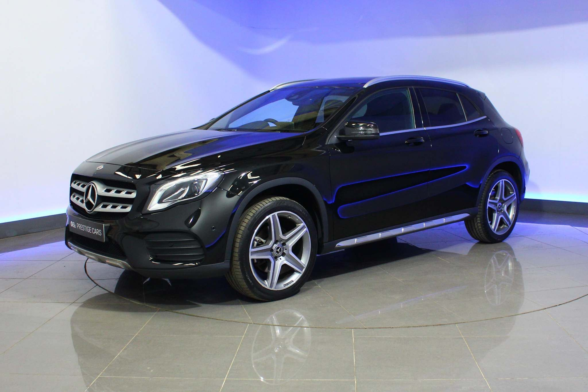 Used Mercedes-Benz GLA Class AMG Line