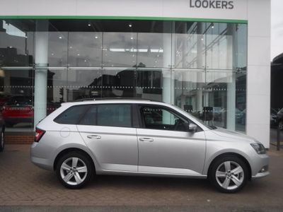 Skoda Fabia 1.0 TSI 110 SE 5dr *OWNED BY LOOKERS FROM NEW*