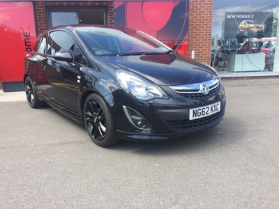 Vauxhall Corsa 1.2 LIMITED EDITION 3dr AIR CON.