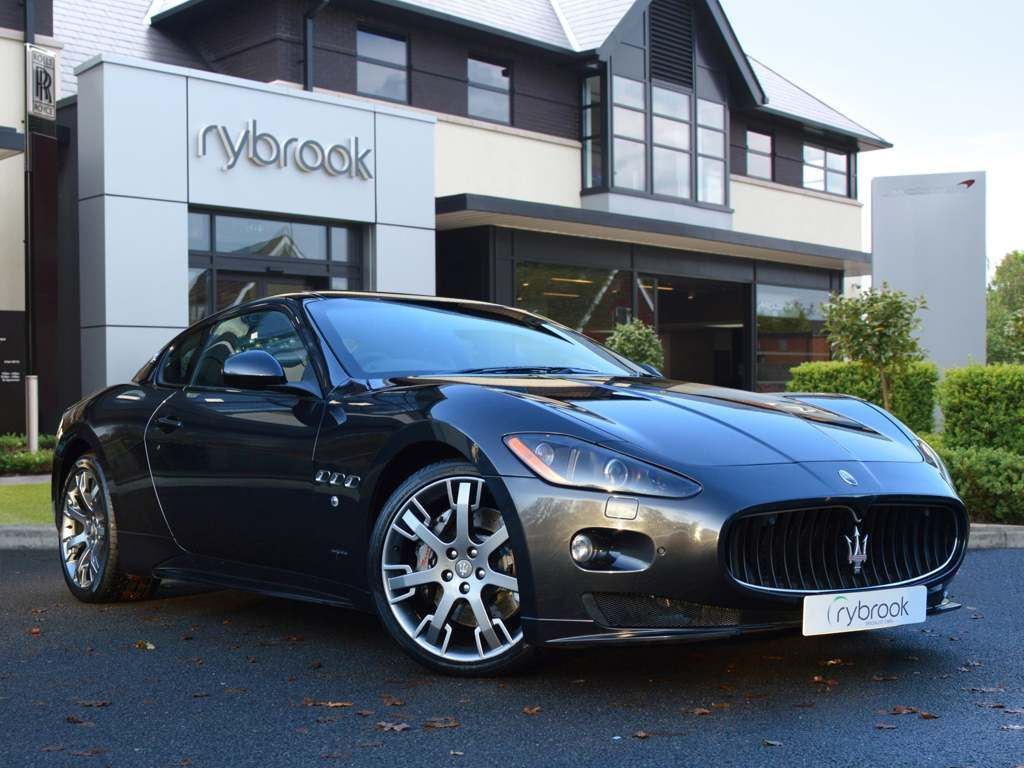 Maserati Granturismo 4.7 V8 S MC Shift 2dr