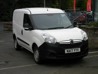 Vauxhall Combo 1.3 L1H1 2000 CDTI Nearly New + Delivery Miles