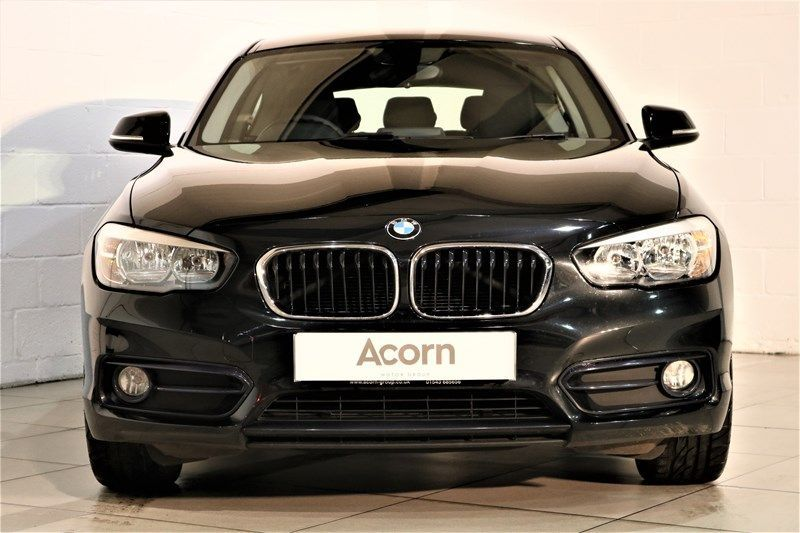 BMW 1 SERIES 116D SPORT 1.5 3dr