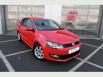 Volkswagen Polo 1.4 Match Edition 5dr DSG FULL HISTORY WITH OURSELVES