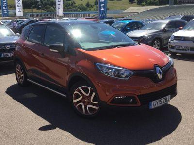 Renault Captur 0.9 TCE 90 Dynamique S Nav 5dr 1 OWNER - SERVICE HISTORY - SA