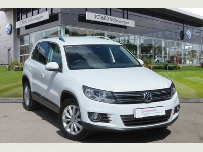 Volkswagen Tiguan 2.0 TDi BlueMotion Tech Match 5dr  4 MOTION