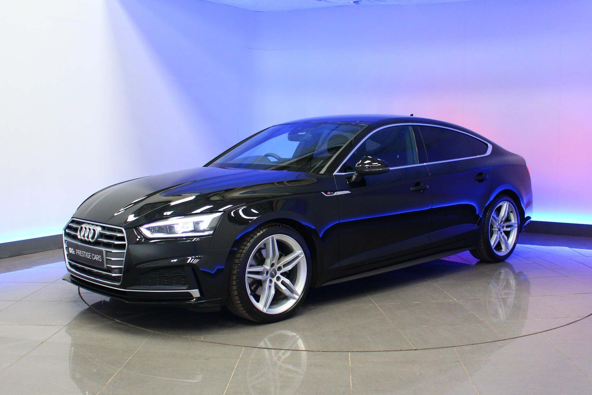 Used  Audi A5 S line