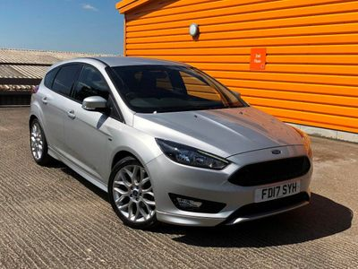 Ford Focus 1.0 EcoBoost 125 ST-Line 5dr BLUETOOTH - APPEARANCE PACK 2
