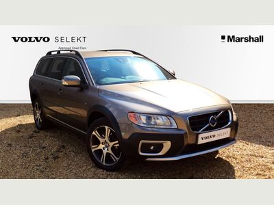 Volvo XC70 D5 [215] SE Lux 5dr [Sat Nav] [Start Stop] 2.4 FULL LEATHER+HEATED SEATS!