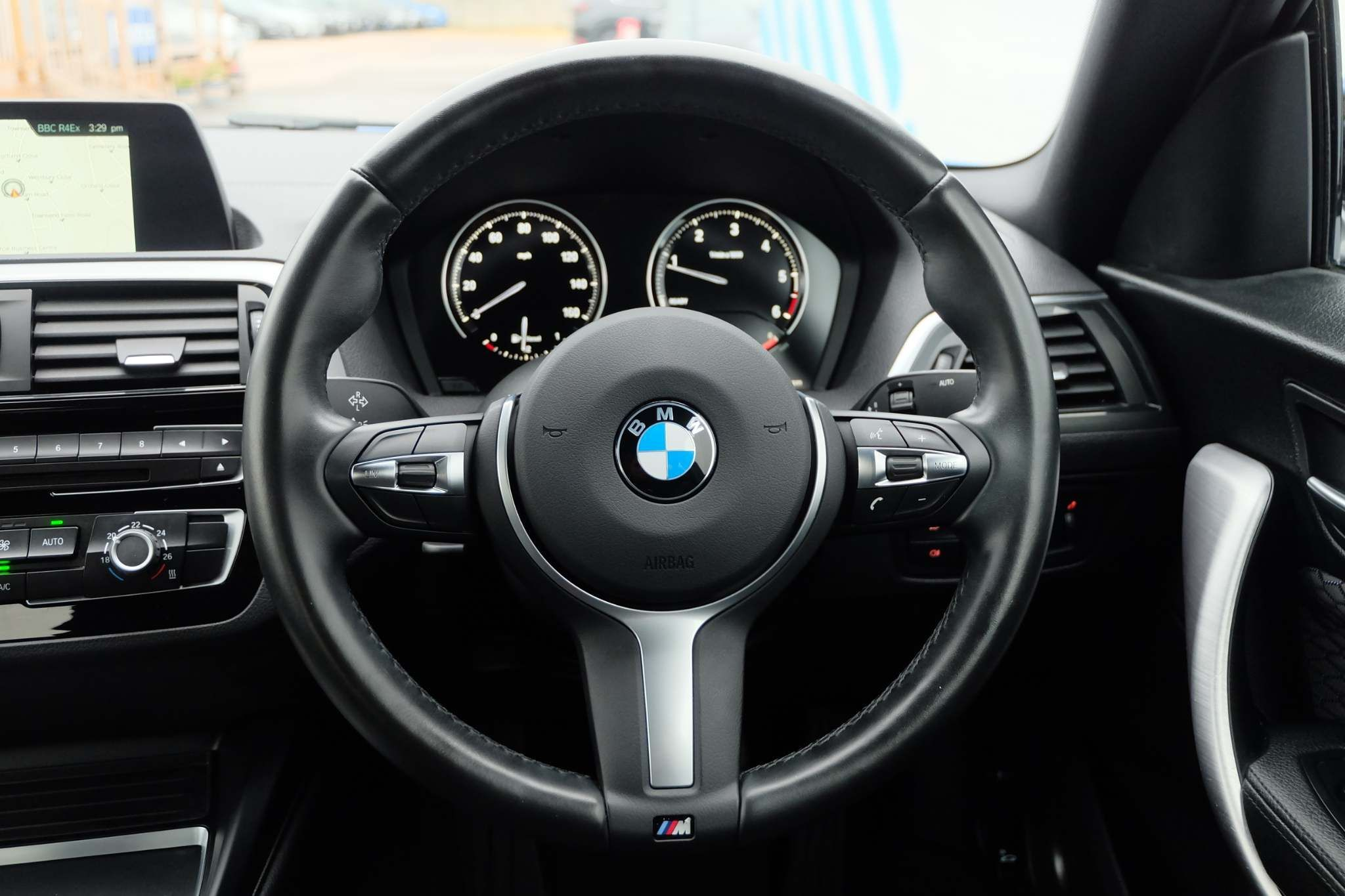 Used BMW 2 Series 2.0 218d M Sport Auto (s/s) 2dr
