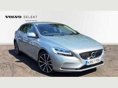 Volvo V40 D2 Inscription Manual,Winter Pack,Intellisafe Pro,BLIS,Adaptive Cruise Cont 2.0 5dr Active High Beam