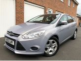 Used Ford Focus 1.6 TDCi Edge