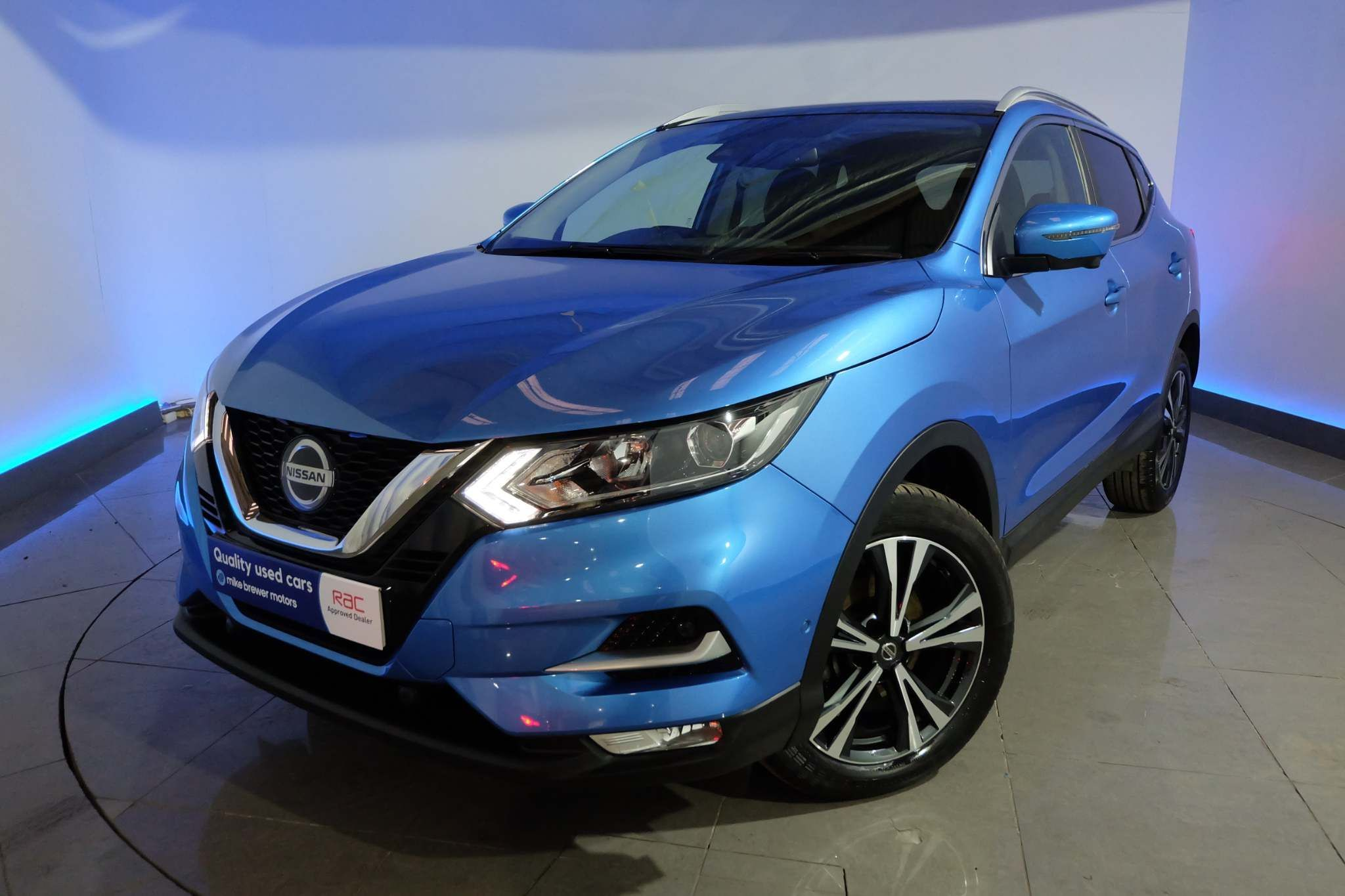Used Nissan Qashqai 1.3 Dig-T N-Connecta (s/s) 5dr