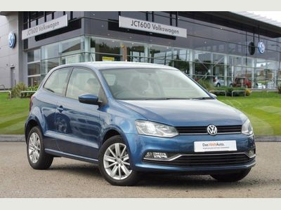 Volkswagen Polo SE TSI 1.2 3dr Alloy Wheels/Air Conditioning