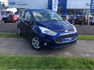 Ford B-Max 1.4 Zetec 5dr LOW MILES