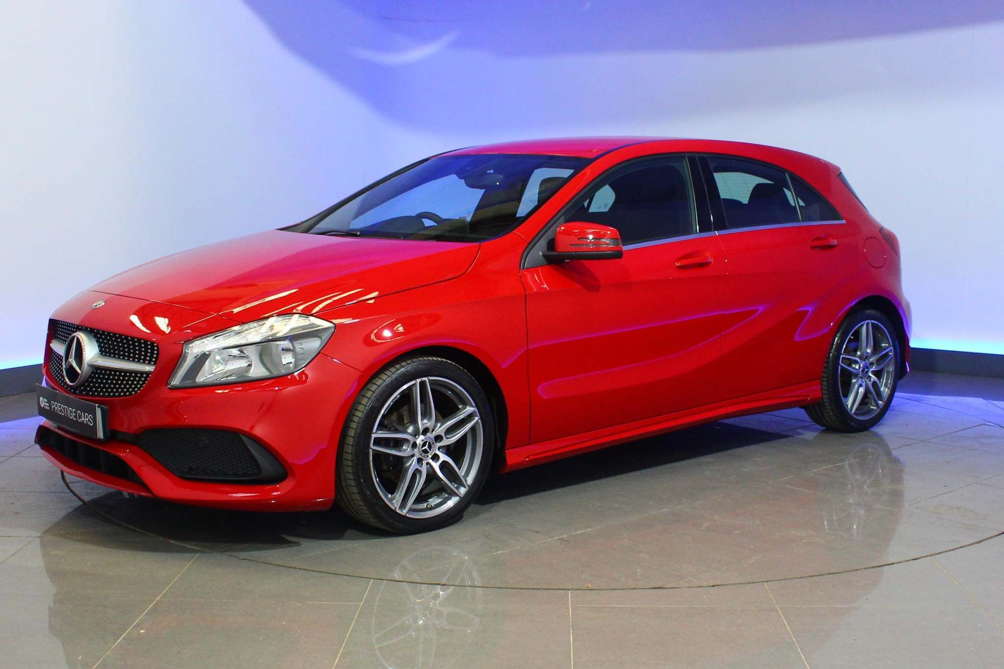 Used Mercedes-Benz A Class 1.6 A160 Amg Line (s/s) 5dr
