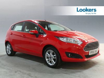 Ford Fiesta 1.25 82 Zetec 5dr ++AIR CON, BLUETOOTH++