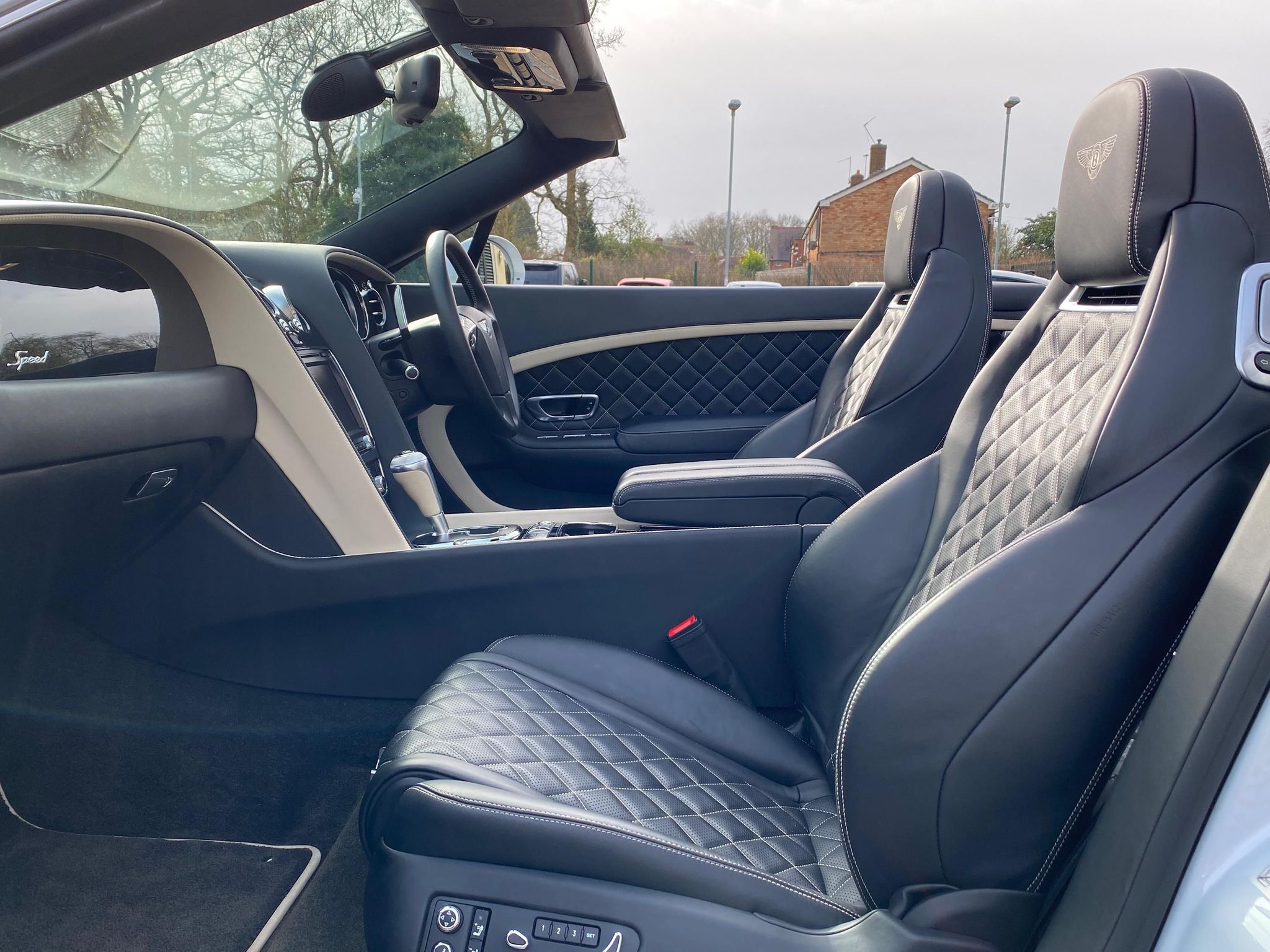 Bentley Continental Gt Speed 6.0 W12 GTC Speed Auto 4WD 2dr
