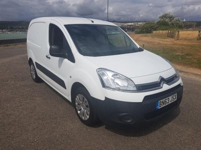 Citroen Berlingo 1.6 HDi 625Kg Enterprise 75ps A/C & Ply-lined