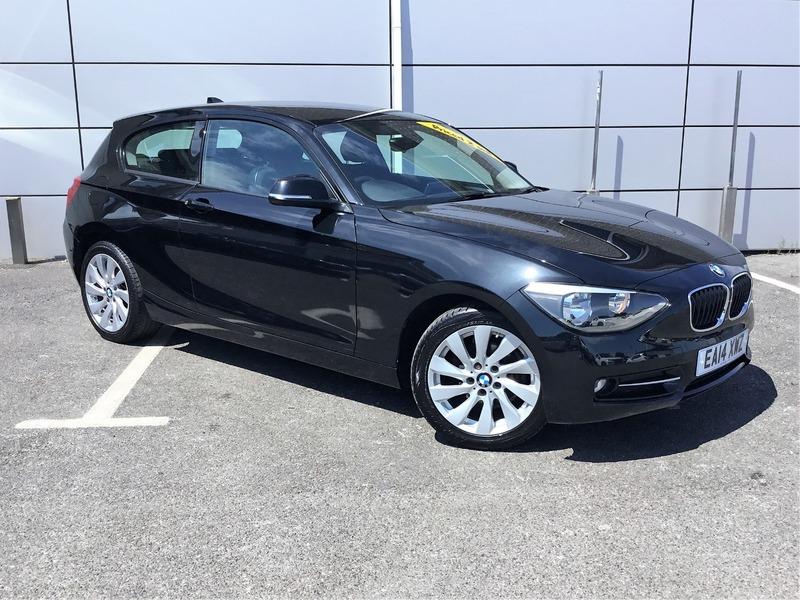 Used BMW 1 SERIES 116D SPORT