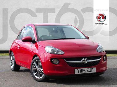 Vauxhall Adam JAM 1.2 3dr 1 OWNER! LOW MILEAGE!