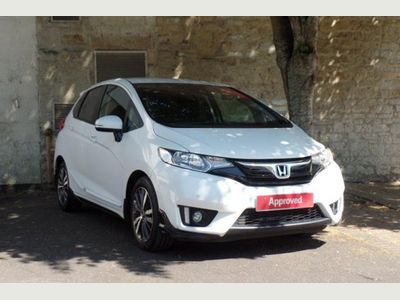 Honda Jazz 5-Door 1.3 i-VTEC EX 5dr Parking Camera/SatNav/Climate