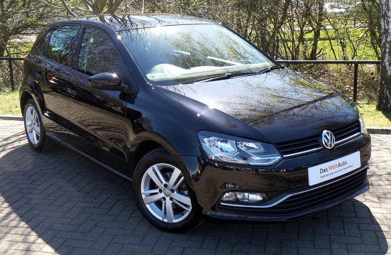 Used Volkswagen Polo 1.2 TSI Match