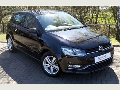 Volkswagen Polo 1.2 TSI Match Edition 5dr BLUETOOTH & PARKING SENSORS