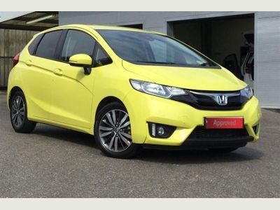 Honda Jazz 1.3 i-VTEC EX 5dr HONDA APPROVED