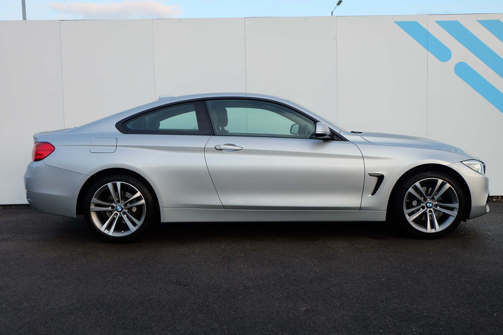Used BMW 4 Series 2.0 420d Sport Xdrive 2dr