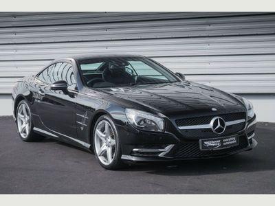 Mercedes-Benz SL Class 3.5 PERFECT FOR SUMMER CONVERTIBLE