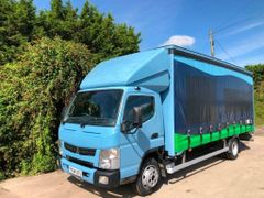 Used FUSO Trucks for Sale | Box Bush Commercials
