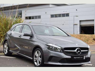 Mercedes-Benz A Class 1.5 A180d Sport 7G-DCT (s/s) 5dr ++++++ REVERSING CAMERA ++++++