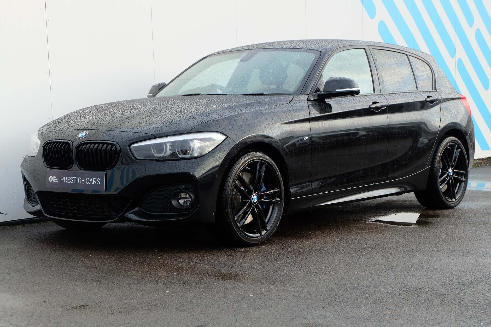 Used  BMW 1 Series M Sport Shadow Edition
