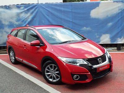 Honda Civic 1.6 i-DTEC SE Plus 5dr REVERSE CAMERA. BLUETOOTH