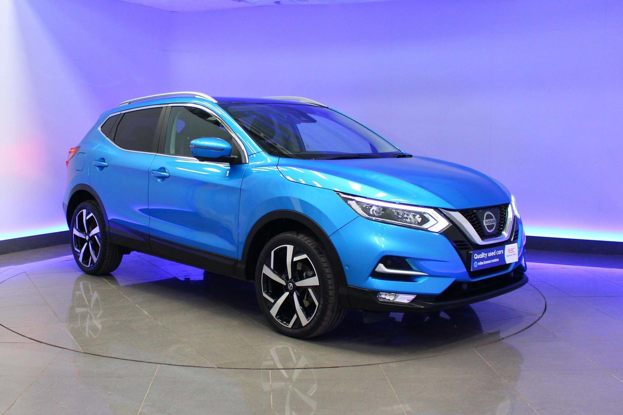 Used Nissan Qashqai 1.3 Dig-T Tekna (s/s) 5dr