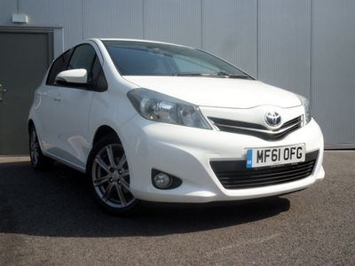 Toyota Yaris 1.33 VVT-i SR 5dr **** NOW SOLD ****