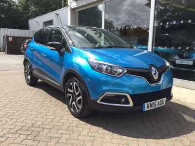 Renault Captur 1.5 dCi 90 Dynamique S MediaNav 5dr EDC SAT NAV - BLUETOOTH - CLIMATE