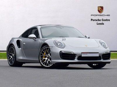 Porsche 911 Turbo S 2dr PDK 3.8 Glass Sunroof / Heated Seats