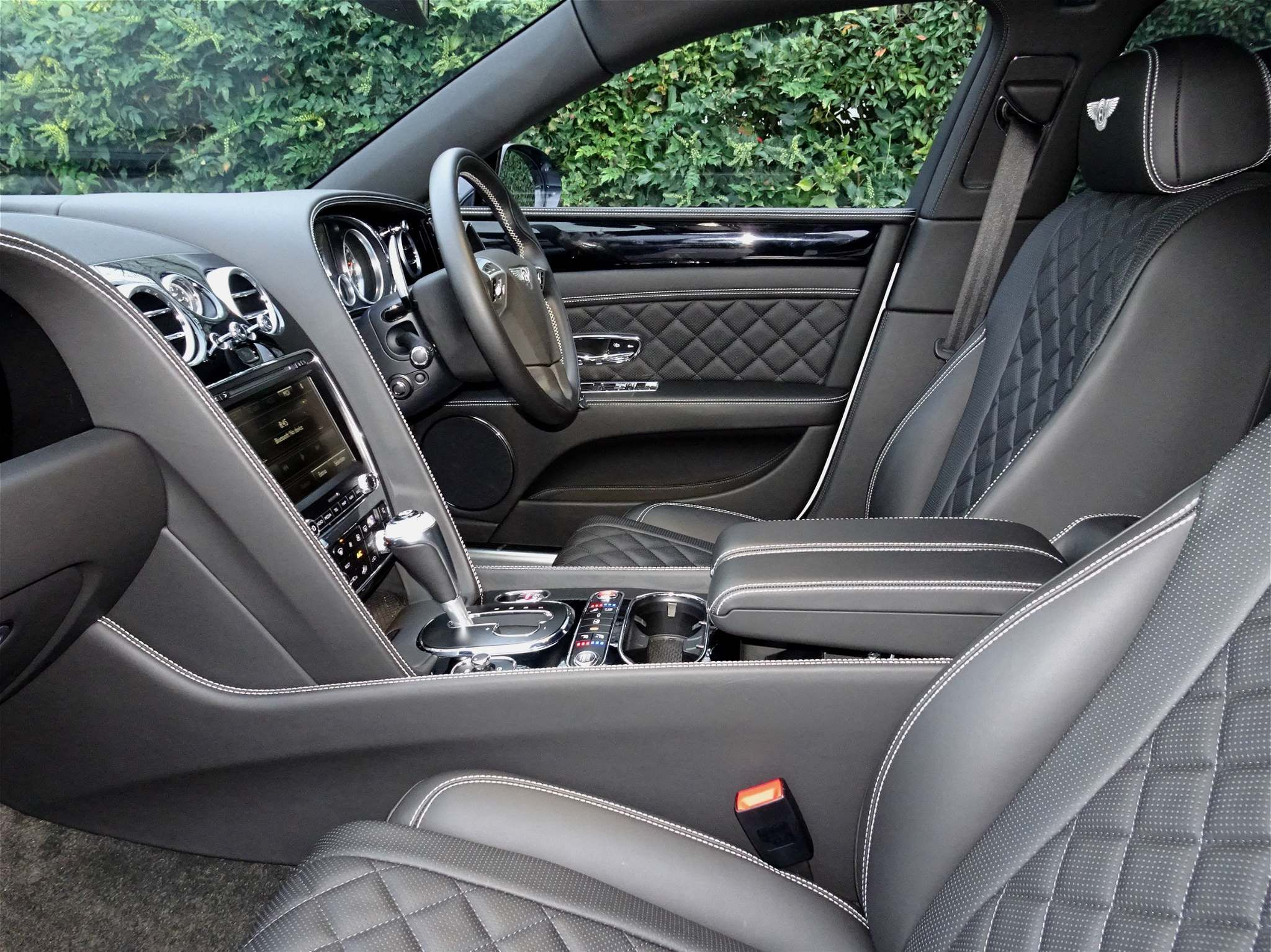 Bentley Flying Spur 4.0 V8 S Auto 4WD 4dr