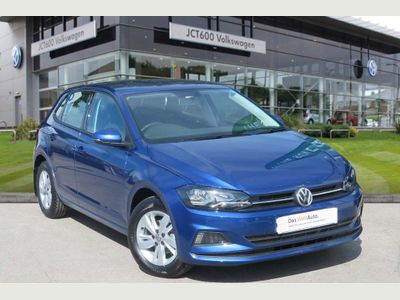 Volkswagen Polo 1.0 TSI 95 SE 5dr 2018 World Urban Car