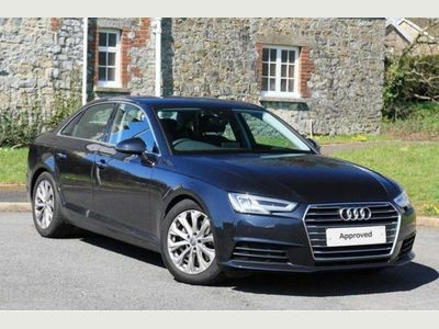 Audi A4 Saloon 2.0 TDI (150 PS) Ultra SE 4dr *MUST SEE - CALL US*